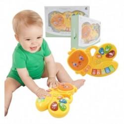 Piano Musical Bebé Aprendizaje Juguetería Juguete Didáctico (Entrega Inmediata)