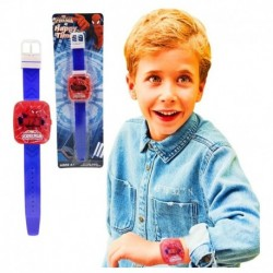 Hombre Araña Reloj Digital Niño Juguete Jugueteria (Entrega Inmediata)