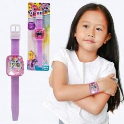 My Little Pony Reloj Digital Juguete Didactico Jugueteria (Entrega Inmediata)