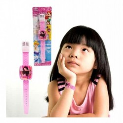 Princesas Reloj Digital Juguete Didáctico Jugueteria Niñas (Entrega Inmediata)