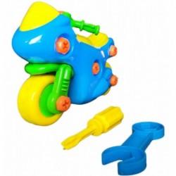 Moto Bebé Niños Didactico Juguete Armable Juguetería Armable (Entrega Inmediata)