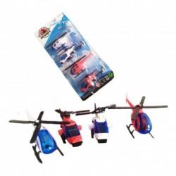 Helicóptero Set X4 Juguete Didacticos Jugueteria Movimientos (Entrega Inmediata)