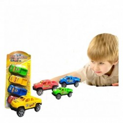Carros Set X4 Camioneta Carreras Juguetería Juguetes Auto (Entrega Inmediata)