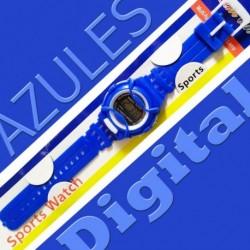 Reloj Niño Juguete Led Digital Jugueteria Pulso (Entrega Inmediata)
