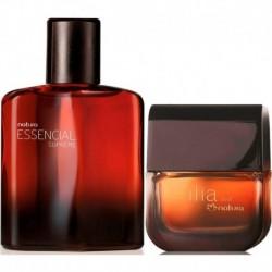 Perfume Ilia Dual + Essencial Supreme (Entrega Inmediata)