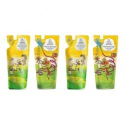 2 Shampoo + 2 Acondicionador Crespo Toin Oin Oin Niños (Entrega Inmediata)