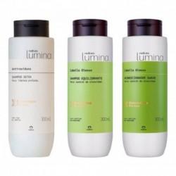 Shampoo Detox + Shampoo Y Acondicionador Control Oleosidad (Entrega Inmediata)