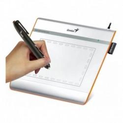 Tabla Digitalizadora Genius Easypen I405x 4''x5.5'' 2560lpi (Entrega Inmediata)
