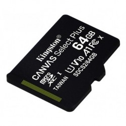 Memoria Micro Sd Kingston 64 Gb 100 Mb/seg (Entrega Inmediata)