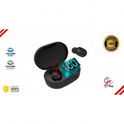 Manos Libres Deportivos E6s Inalambricos Audio Estereo (Entrega Inmediata)