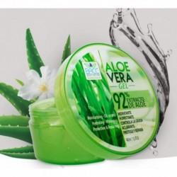 Gel Áloe Vera X3 Limpiador Facial Hidratante Y Aclarante (Entrega Inmediata)