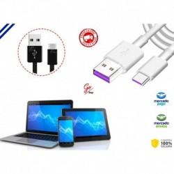 Cable Tipo C - Usb Original Compatible Huawei Envio Gratis (Entrega Inmediata)