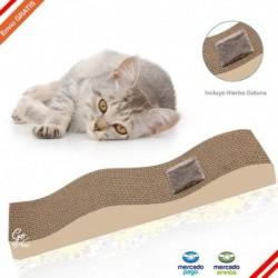 Rascador Gatos + Obsequio + Envío Gratis (Entrega Inmediata)