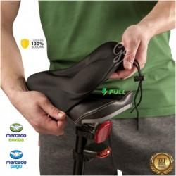 Forro Funda Sillin En Gel Cubierta Para Galapago Bicicleta (Entrega Inmediata)