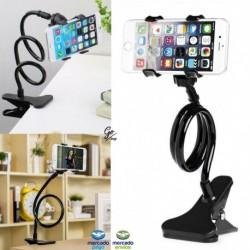 Soporte Holder Smartphone Celular Flexible Escritorio (Entrega Inmediata)