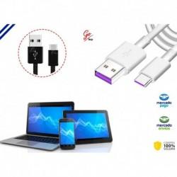 Cable Tipo C Usb Carga Rápida + Datos Samsung Huawei Xiaomi (Entrega Inmediata)