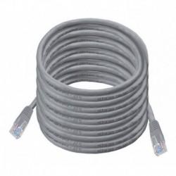 Cable Rj45 Patch Cord Certificado Cat6 De 10.0 Metros, (Entrega Inmediata)