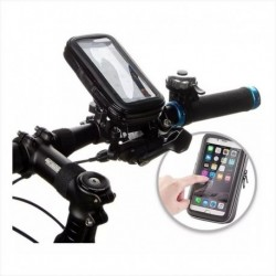 Holder Estuche De Bicicleta / Moto Impermeable Para Celular (Entrega Inmediata)