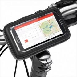 Bolso Estuche Soporte Moto / Bicicleta Impermeable Celular (Entrega Inmediata)