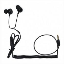 Manos Libres / Audífonos In-ear Ml-06, Cable Resortado 1.5mt (Entrega Inmediata)