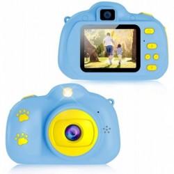 Camara Digital Para Niños Con Juegos Mas Micro Sd (Entrega Inmediata)