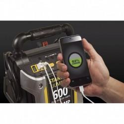 Stanley J309 600 Picos 300 Amp Arrancador Bateria Recargable (Entrega Inmediata)
