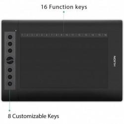 Tableta Huion H610 Pro V2 Grafica De Dibujo Digitalizadora (Entrega Inmediata)