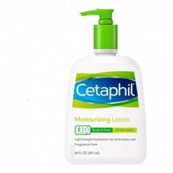 Cetaphil Loción Humectante 20oz (Entrega Inmediata)