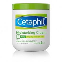 Cetaphil Crema Hidratante 20oz Piel Seca (Entrega Inmediata)