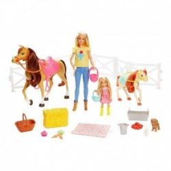 Muñeca Barbie Abrazos Y Caballos Chelsea Incluye Accesorios (Entrega Inmediata)