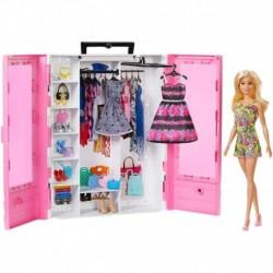 Barbie Closet De Lujo Con Muñeca Fashionista Original Mattel (Entrega Inmediata)