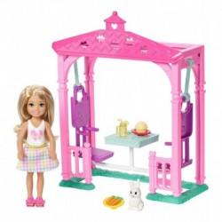 Barbie Club Chelsea Picnic Vamos De Picnic (Entrega Inmediata)