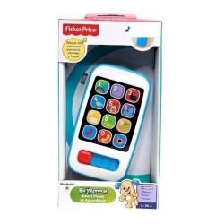 Fisher Price Telefono Smartphone Celular De Aprendizaje Bebe (Entrega Inmediata)