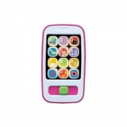 Fisher Price Telefono Smartphone Celular De Aprendizaje Niña (Entrega Inmediata)