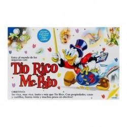 Tio Rico Grande Version Nueva Juegos Mesa Monopoly (Entrega Inmediata)