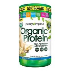 Organic Protein Proteína Vegana 680 Gr (Entrega Inmediata)