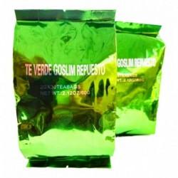 X2te Verde Goslim Repuesto X30 Tisanas 100% Original Liu (Entrega Inmediata)