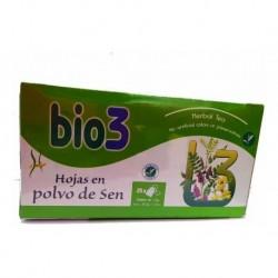 Bio 3 Hojas En Polvo De Sen - *25 Bolsas (Entrega Inmediata)