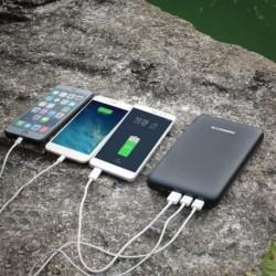 Batería Power Bank Allpowers 30000 Mah 3 Usb 2.4a Reales (Entrega Inmediata)