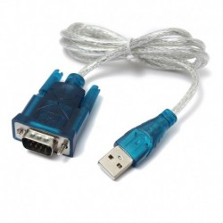 Cable Usb A Serial Rs232 Para Pc O Portatil (Entrega Inmediata)