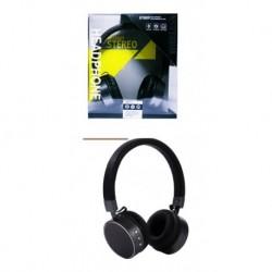 Diadema Premium Hd Bluetooth Micrófono Jack 3.5mm (Entrega Inmediata)