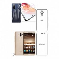 Kit Protector Tapa Trasera Y Pantalla Hidrogel Huawei Mate 9 (Entrega Inmediata)