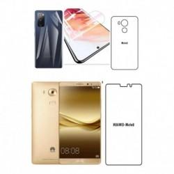 Kit Protector Tapa Trasera Y Pantalla Hidrogel Huawei Mate 8 (Entrega Inmediata)