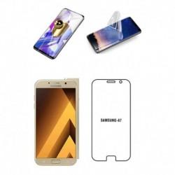 Protector Pantalla Hidrogel Irrompible Cover Samsung A7 2017 (Entrega Inmediata)