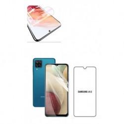 Protector Pantalla Hidrogel Irrompible Premium Samsung A12 (Entrega Inmediata)