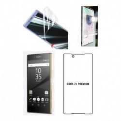 Protector Pantalla Hidrogel Cover Irrompible Sony Z5 Premium (Entrega Inmediata)