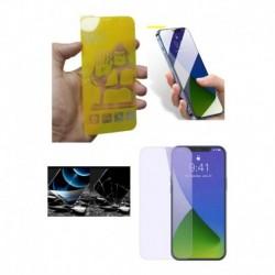 Protector Pantalla Ceramico Sin Molestos Bordes iPhone 12 (Entrega Inmediata)