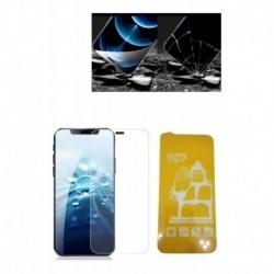 Protector Ceramico Sin Molestos Bordes iPhone 12 Pro Max (Entrega Inmediata)