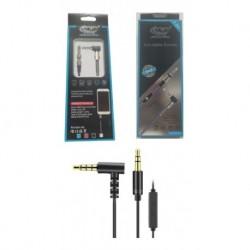 Cable Audio Jack 3.5 Microfono Diadema Microfono Stereo (Entrega Inmediata)