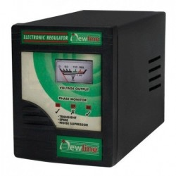 Regulador De Voltaje 3kva / 2100w Monofasico Base De Reles (Entrega Inmediata)